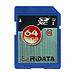 RiDATA 64GB Class 10 Lightning Series SDXC Card - RDSDXC64G-LIG10