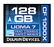 Delkin Devices 128GB CF1000 UDMA 7 1000X CompactFlash Card w/ VPG - DDCFCOMBAT1000-128GB