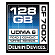 Delkin Devices 128GB CF700 UDMA 6 700X CompactFlash Card - DDCF700-128GB