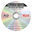 Delkin Devices 10 Pack BD-R Archival Gold Blu-Ray 25GB 6X Scratch Armor Discs Spindle - DDBD-R/10 SPIN 6X
