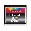 Transcend 8GB 500X CFast 500 Series CompactFlash Card - TS8GCFX500