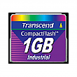 Transcend 1GB 45X Industrial Grade UDMA Mode CompactFlash Card - TS1GCF45I-D