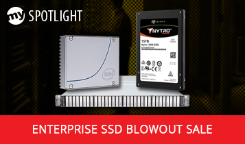Enterprise SSD Blowout Sale - Upgrade your data center for less!