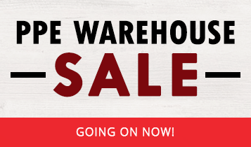 PPE Warehouse Sale - Going on now!